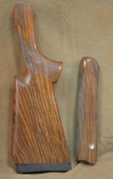 Perazzi MX8/MX10 Left Hand Stock and Forearm 12GA (LH) - 1 of 2
