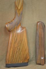 Perazzi MX8/MX10 Left Hand Stock and Forearm 12GA (LH) - 2 of 2