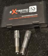 Extreme Titanium Chokes for Krieghoff K80 Shotguns 12GA