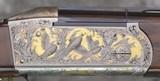 "Krieghoff K80 Reverse Gold Custome Parcours Sporting 12GA 32"" (234)"