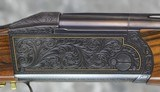 Krieghoff K80 Gold Super Scroll Blued Parcours Sporting 12GA 32
