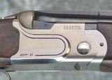 Beretta DT11 Sporting 12GA 32