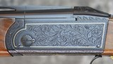 Krieghoff K80 RT Gold Super Scroll Skeet 12GA 28