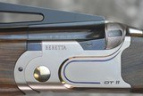 Beretta DT X Trap O/U Only 12GA 32