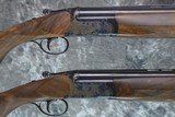 """Perazzi MX16 Lusso Matched Pair Driven Game 16GA 30 3/4"""" (216)"""