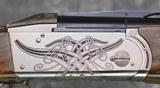 """Krieghoff K80 Celtic Scroll Skeet 12GA 30"""" (637) - 3 of 7"""