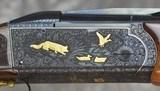 """Krieghoff K80 Crown Grade Sporting Mack Engraved 12GA 32"""" (034)"""