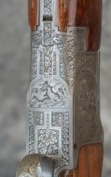 """Browning Grade IV Superposed Skeet Funken Engraved 12GA 26.25"""" (471) - 2 of 7"""