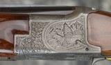"""Browning Grade IV Superposed Skeet Funken Engraved 12GA 26.25"""" (471) - 3 of 7"""