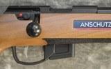 """Anschutz 1761 MSR Target Rifle .22LR 21"""" (557) - 1 of 6"""