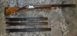 """Browning Superposed Pigeon Custom Four Barrel Set 12GA 20GA 28GA .410 28"""" (573) - 6 of 6"""