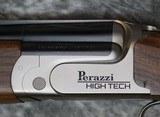 "Perazzi High Tech Sporting Nickel Left Hand 12GA 32"" (038) - 5 of 6"