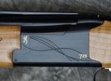 "Browning 725 Sporting Maple 12GA 32"" (748) - 5 of 6"