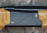"Browning 725 Sporting Maple 12GA 32"" (748) - 1 of 6"