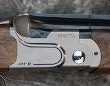 """Beretta DT11 B Fast Adj Comb Sporting 12GA 32"""" (59S)"""