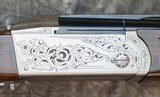 """Krieghoff K80 Vintage Scroll Parcours Carrier Sporting Combo 12GA 32""""/32"""" (748)"""