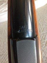 SakoDeluxe L61R375 H & H MagnumBofors stamped barrel - 4 of 14