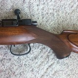 Sako22HornetL46 bolt23 inch barrel with clip and open sights - 3 of 12