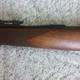 Sako22HornetL46 bolt23 inch barrel with clip and open sights - 8 of 12