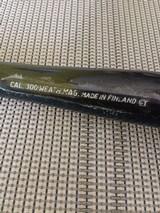 Sako L691 Deluxe300 Weatherby MagnumAction and Barrel - 2 of 9