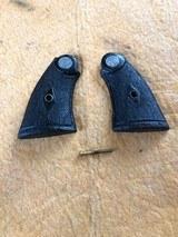 Smith & Wesson N frame prewar grips