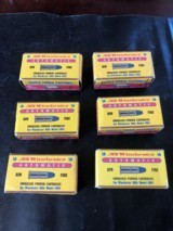.22 Winchester Auto rounds for Model 1903 - 2 of 2
