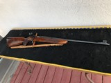 winchester model 75 sporter in superb condition