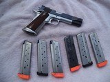 David Pegram - Triad Custom Single Stack1911 38 Super Springfield Armory