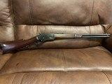 Burgess/Whitney Kennedy 44-40 Saddle Ring Carbine