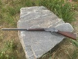 Winchester 1873 Second Model Special Order Rifle