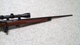 Savage Model Mark II Classic Rimfire Rifle - 7 of 9
