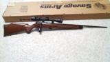 Savage Model Mark II Classic Rimfire Rifle - 1 of 9