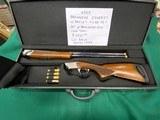 Browning Cynergy 12 gauge O/U
