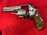 Smith & Wesson Model 629 DX Classic Package, Custom Shop