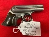 Elliott's Ring Pistol (Pepper box) - 3 of 10