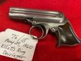 elliott's ring pistol (pepper box)