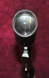 East German (DDR) C.Zeiss rifle scope ZF 6 X 42/S w/ central tube rail 14 mm Ret #4! - 5 of 5