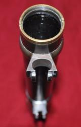Antique RARE!German(no brand on it)SKOPAR 5 Voigtländer/Braunschweig rifle scope - 6 of 9
