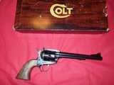 Colt Single action Army NIB 44 Sp..Blue - 1 of 4