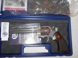 Colt Python 6in SS New 2020 (custom) 357
