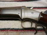 Very Rare L.W. Tisdel Single Shot Target Rifle, .32/40 - 10 of 12