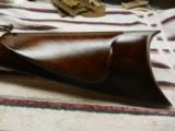 Very Rare L.W. Tisdel Single Shot Target Rifle, .32/40 - 5 of 12