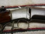 Very Rare L.W. Tisdel Single Shot Target Rifle, .32/40 - 11 of 12