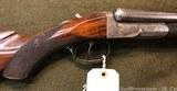Nice Colt 1883, 12 gauge Double.