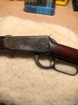 "Very nice Winchester 1894, 26"" octagon Barrel, excellent blue, shiney bore."