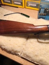 """Very nice Special Order Winchester 1873 with original cleaning rod still in butt, .38/40, 24"""" octagon barrel - 2 of 13"""