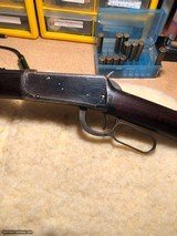 """Antique Winchester 1894, .25/35, 26"""" octagon, nice bore and wood etc."""