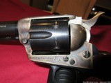 """Colt 2nd Generation SAA, .357, 7 1/2"""", Made 1966 - 1 of 13"""