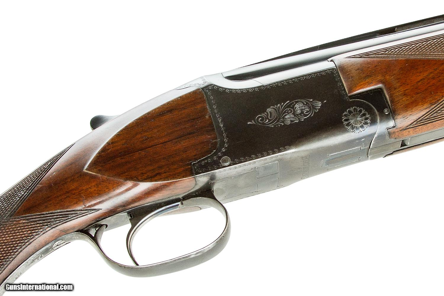 BROWNING SUPERPOSED GRADE 1 12 GAUGE