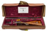 RIGBY SIDELOCK DOUBLE RIFLE, 7x65